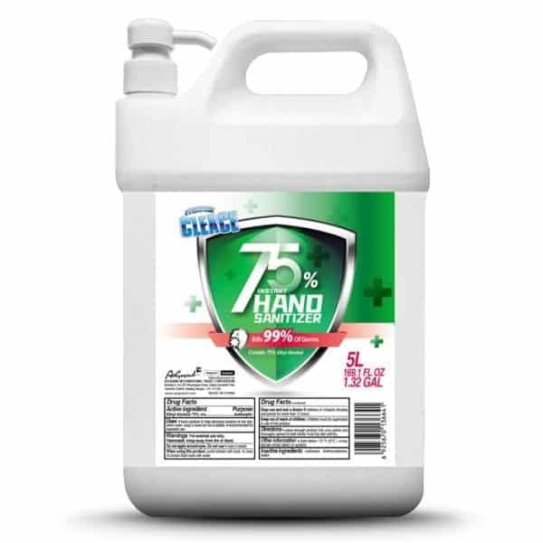 5-Liter Hand Sanitizer