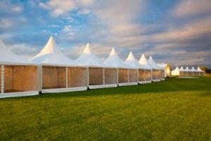 Clear Tent Sidewall