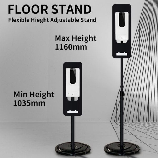 Dispenser With Stand
