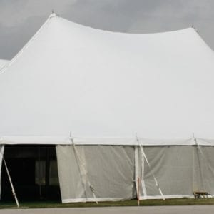 Tent Wall Pole or Frame Mesh