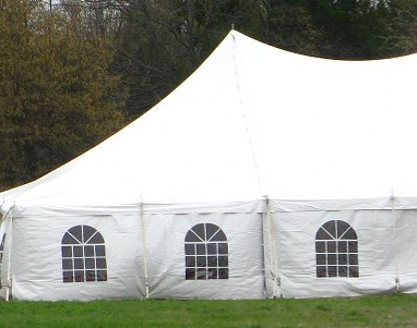 Tent Wall Pole or Frame Window