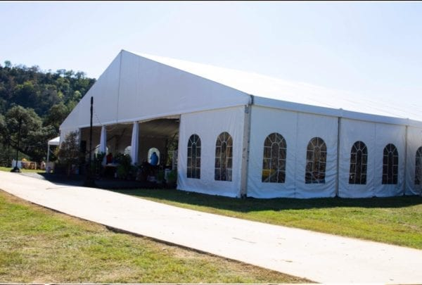 Tent Wall Structure Window